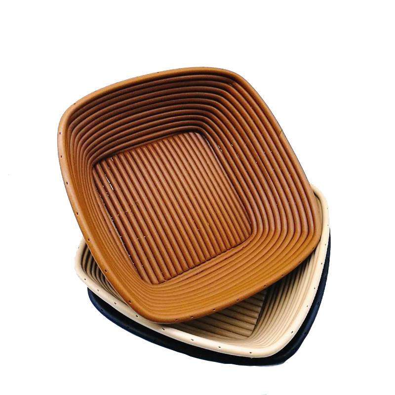 FDA test Banneton proofing basket wholesale made of 100% natural rattan