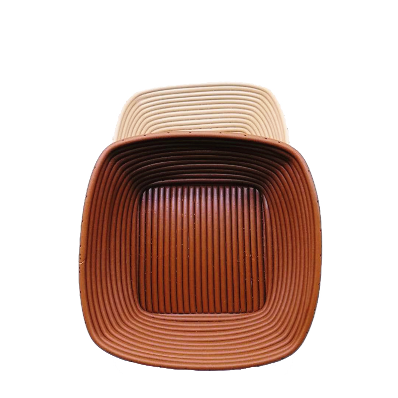 video-FDA test Banneton proofing basket wholesale made of 100 natural rattan-Carehome-img-1