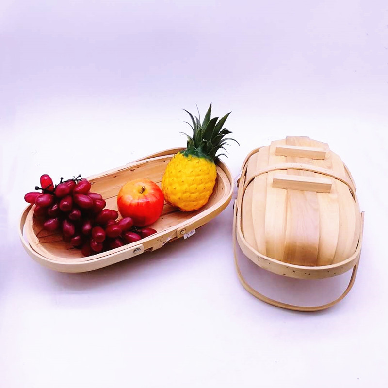 Carehome washable wicker gift baskets manufacturer for supermarket-2