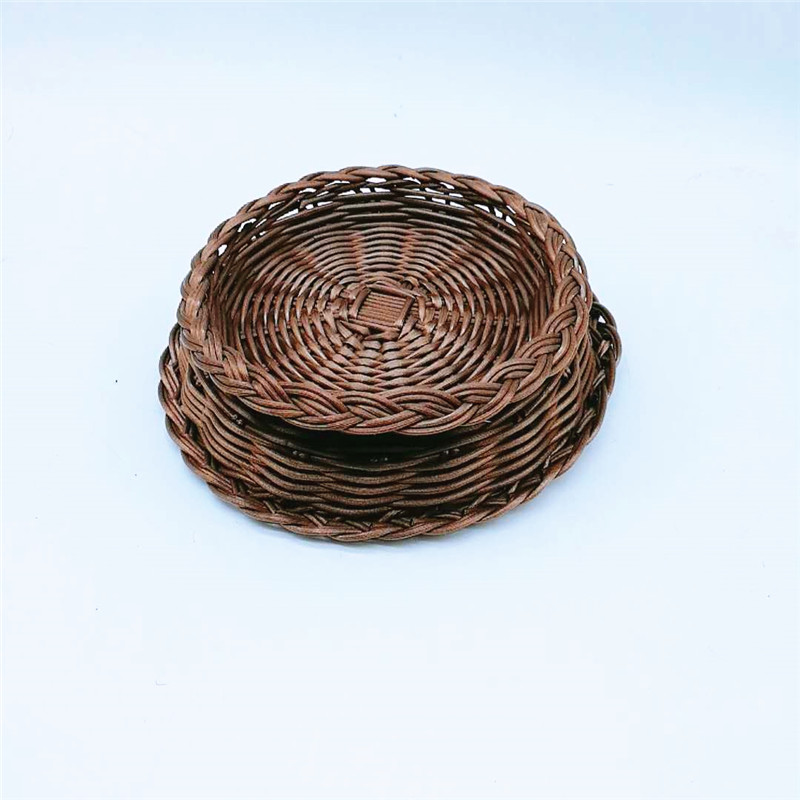 Carehome imitation storage baskets with high quality for sale-2