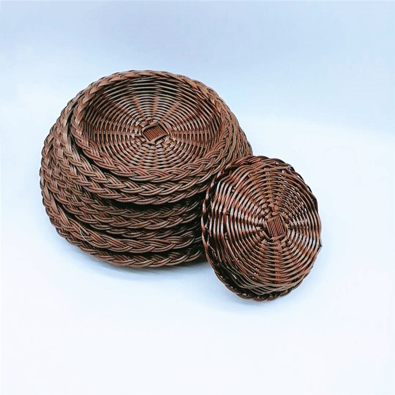 Carehome imitation storage baskets with high quality for sale-1