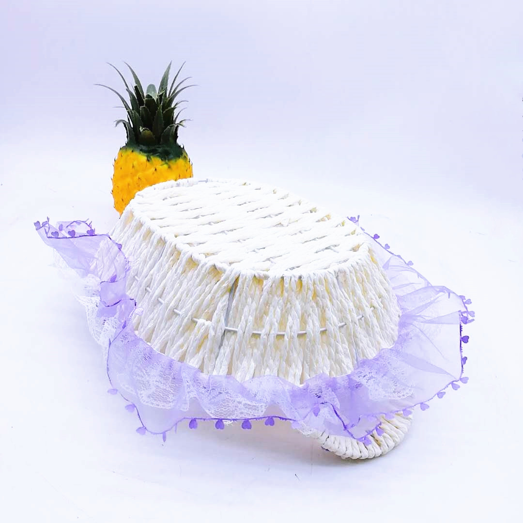 durable wicker gift baskets rattan supplier for sale-2