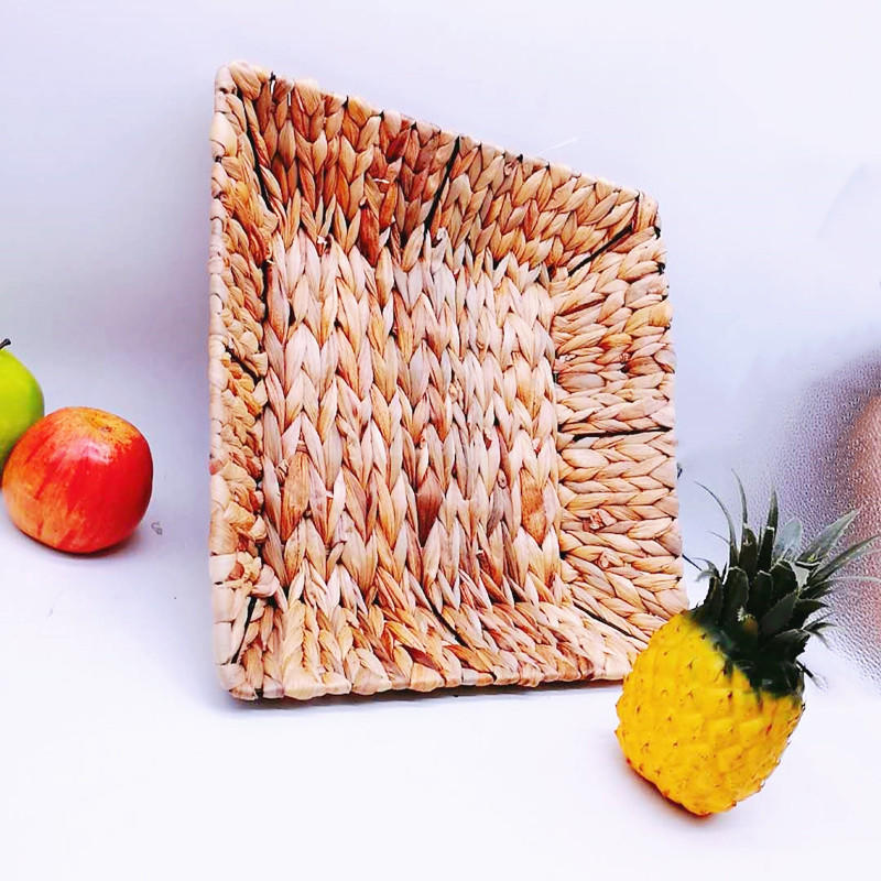 Sea-001 Wholesale square sea grass basket with nature fragrance