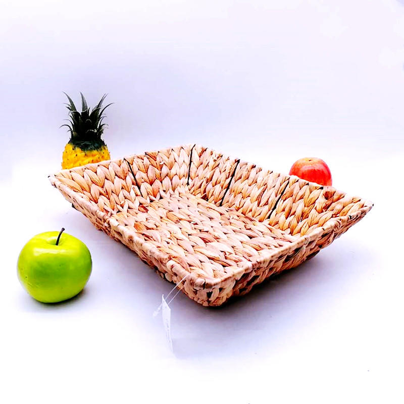 Sea-003 Eco-friendly handicrafts design fruit basket hand made natural sea grass storage basket