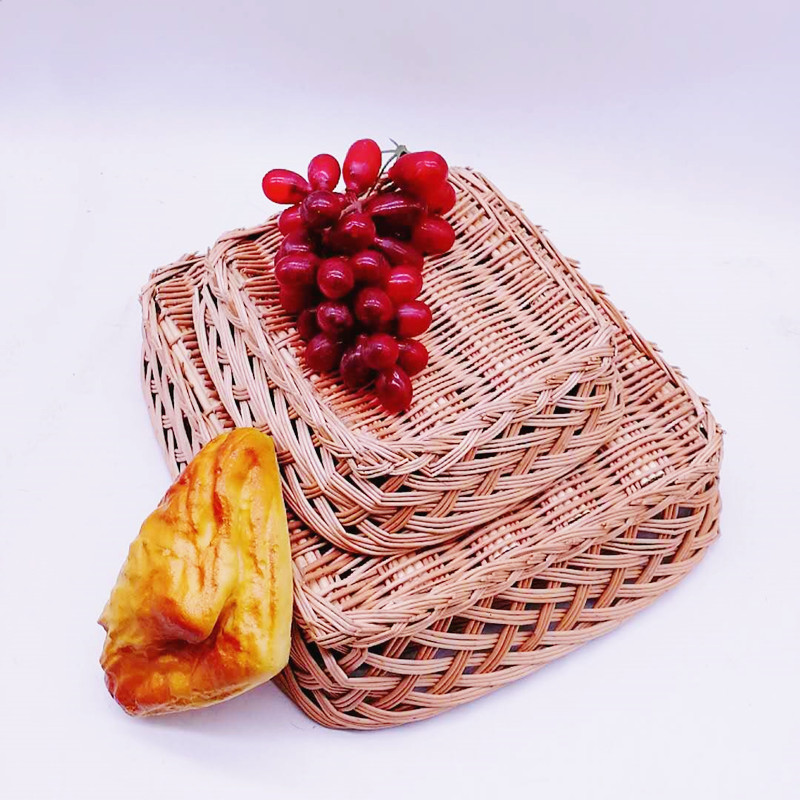 Carehome high quality wicker gift baskets on sale for supermarket-1