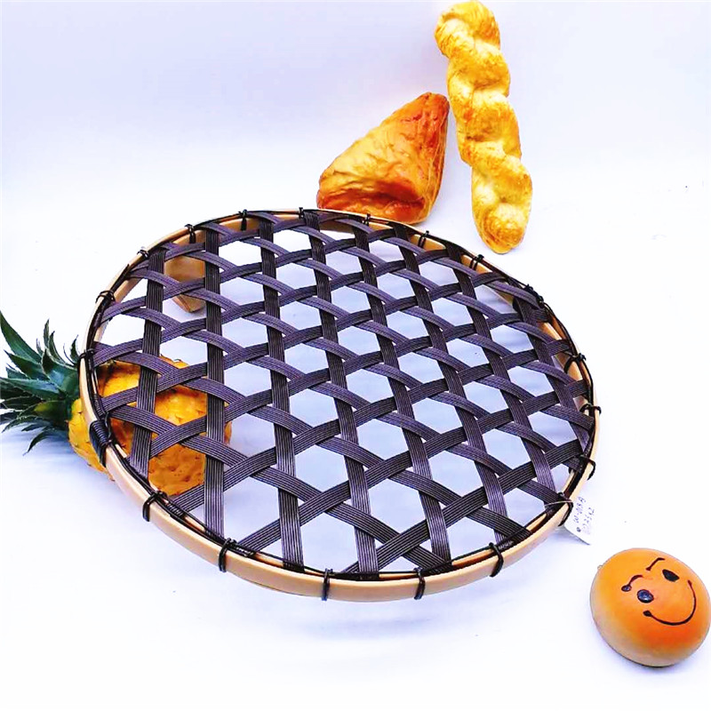 multifunctional bamboo basket weaving products for shop-2
