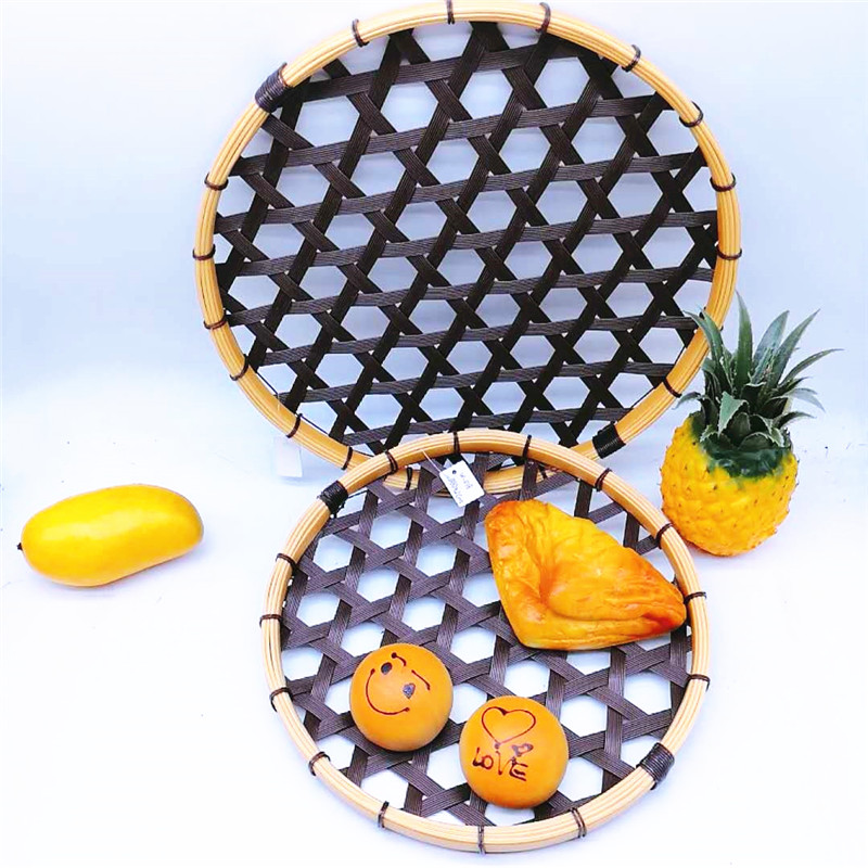 multifunctional bamboo basket weaving products for shop-1