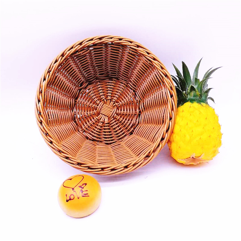 Carehome durable restaurant basket with certificates for family-1