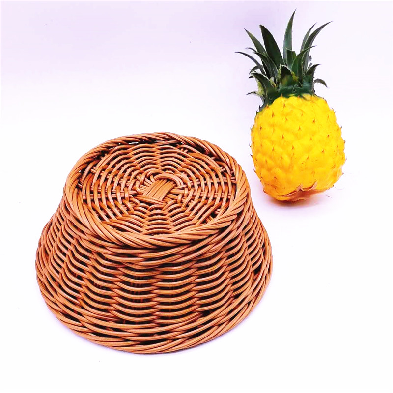 Carehome durable restaurant basket with certificates for family-2
