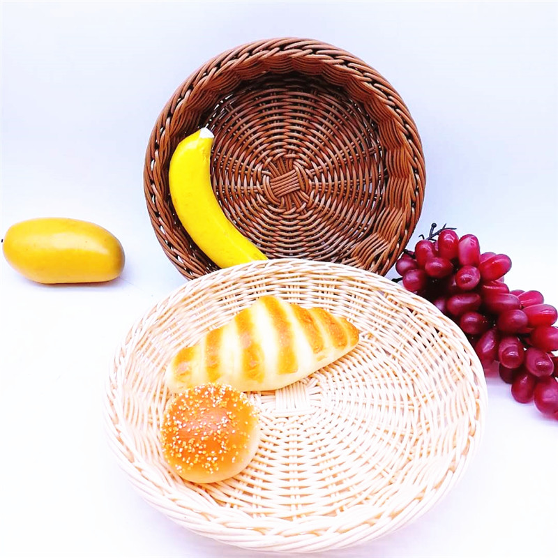 Carehome durable wicker baskets kitchen wholesale for family-2