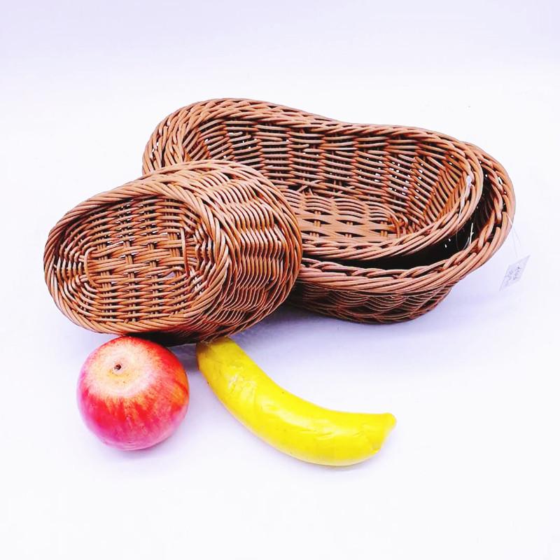 Carehome restaurant storage baskets manufacturer for supermarket-1