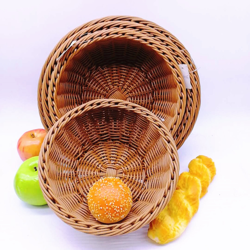 Carehome bamboo bread basket supplier for shop-2