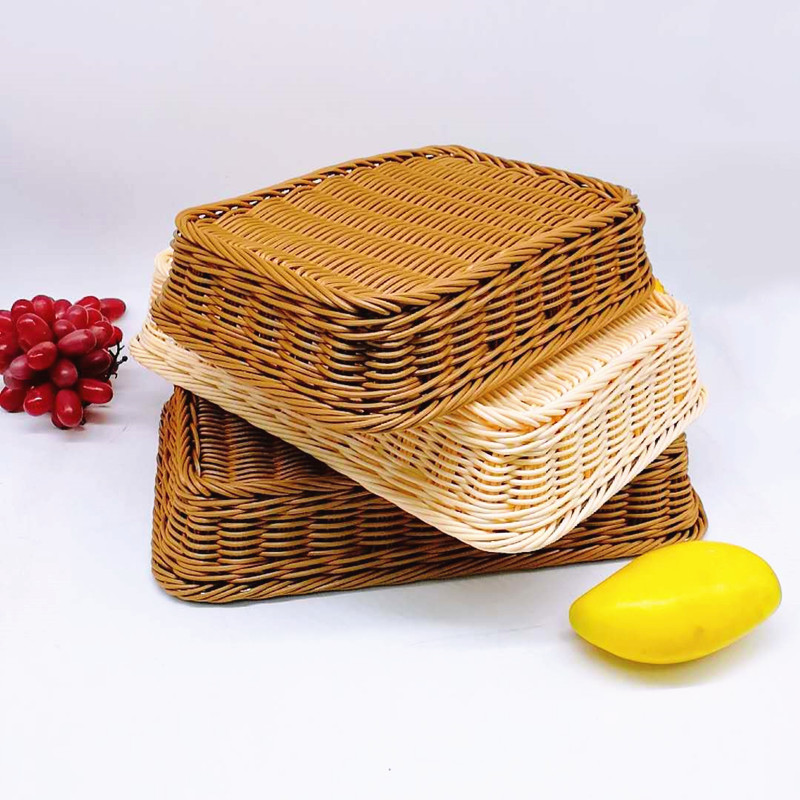 Carehome handmade bakery display baskets wholesale for sale-1