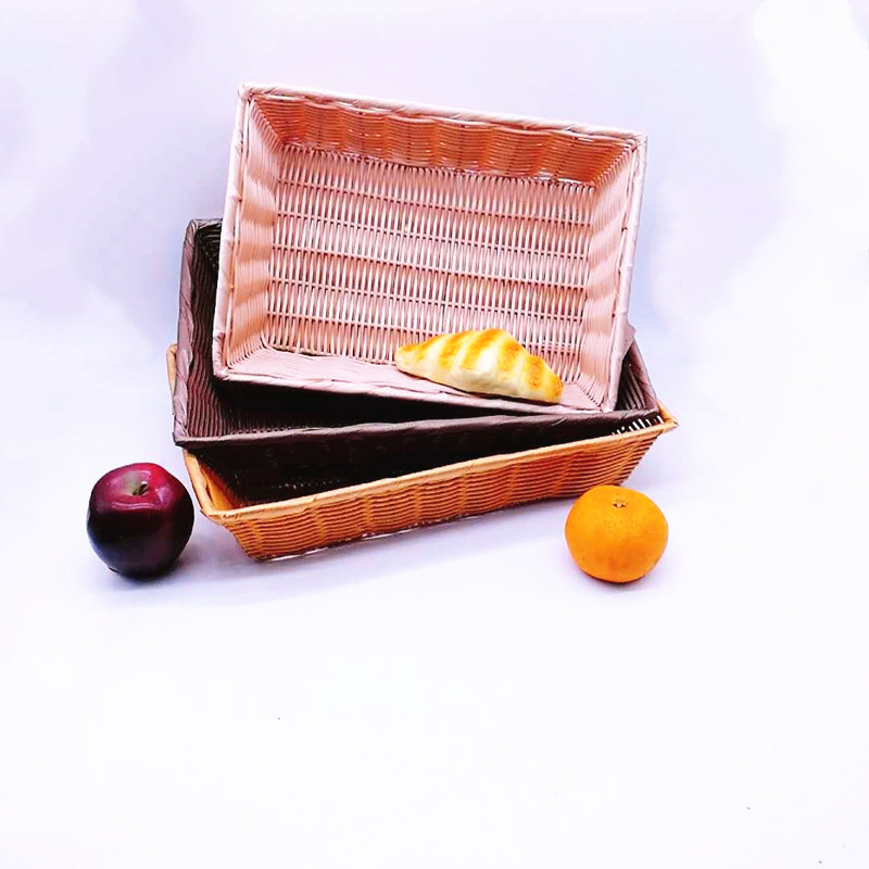 handicraft bread basket bamboo supplier for sale-2