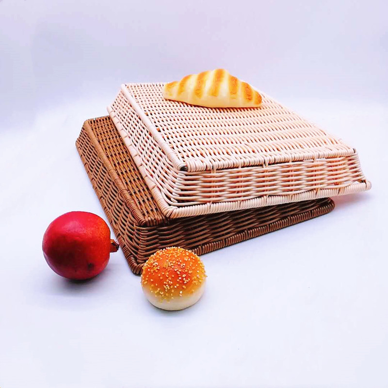 circular bread basket with high quality for supermarket-Carehome-img