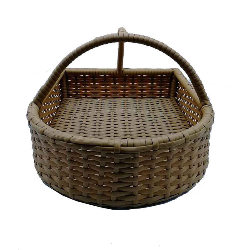 Superior hotel dedicated handmade rattan shoes box storage baskets