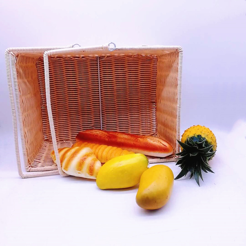 Carehome washable wicker gift baskets supplier for sale-Wicker Basket, Rattan Basket, Poly Rattan Ba