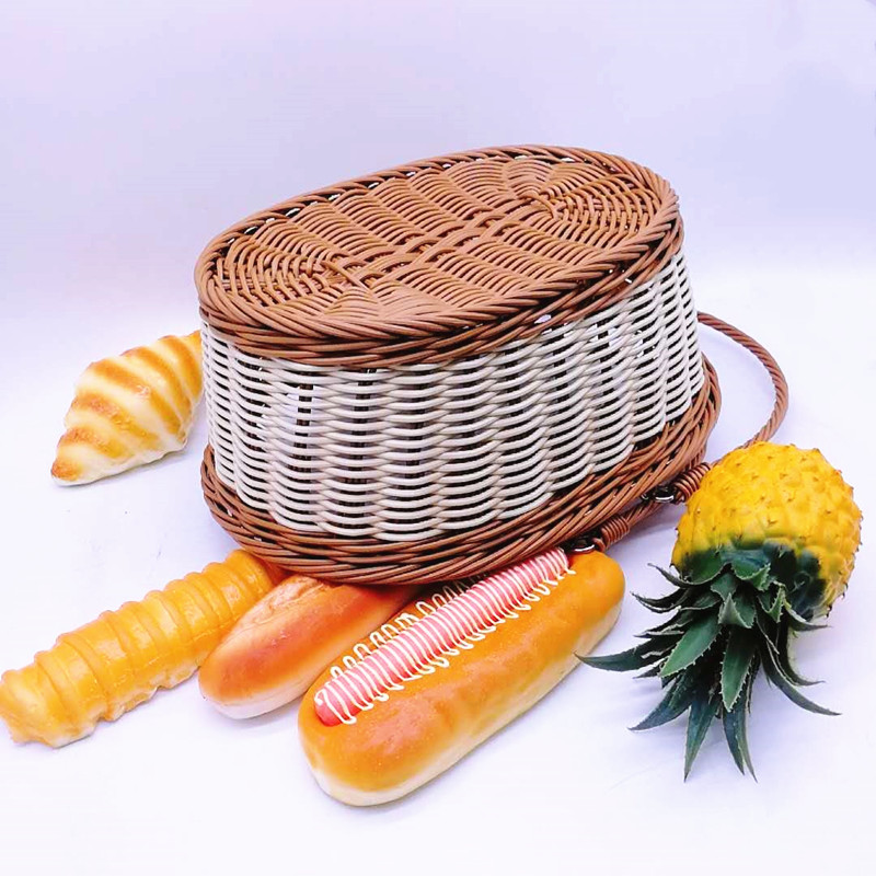 high quality craft gift basket pp wholesale for market-2