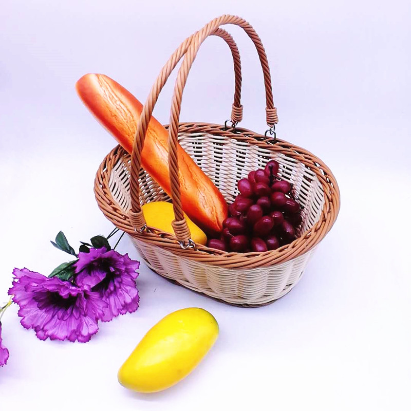 high quality craft gift basket pp wholesale for market-1