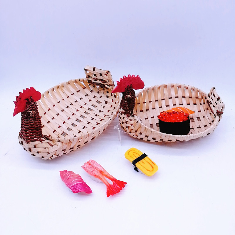 Carehome made wicker gift baskets supplier for shop-Wicker Basket, Rattan Basket, Poly Rattan Basket