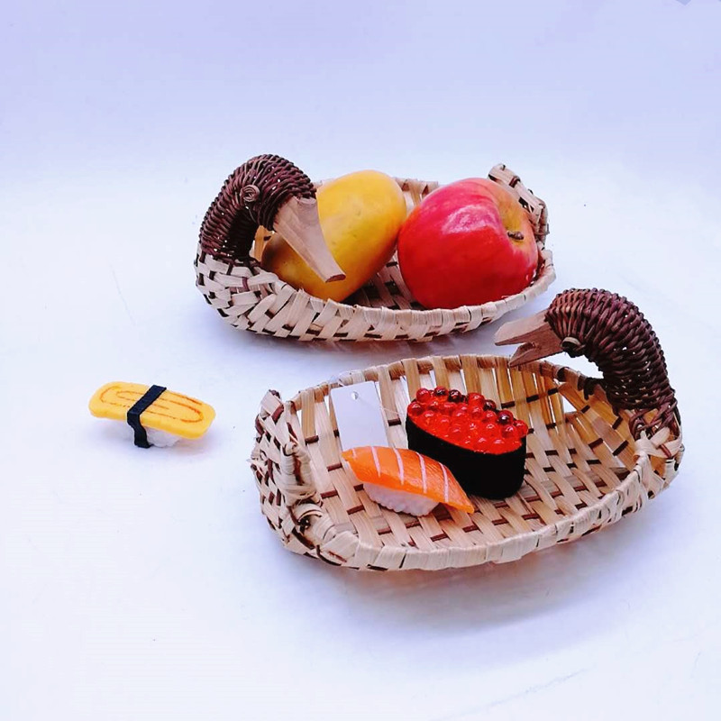 natural wicker gift baskets hot wholesale for shop-1