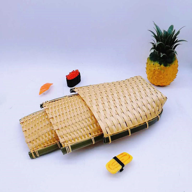 FDA Test Washable Handmade PP Bamboo Dustpan