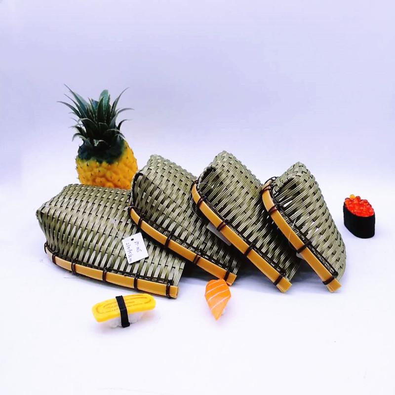 round big bamboo basket bottom ecofriendly for family-1