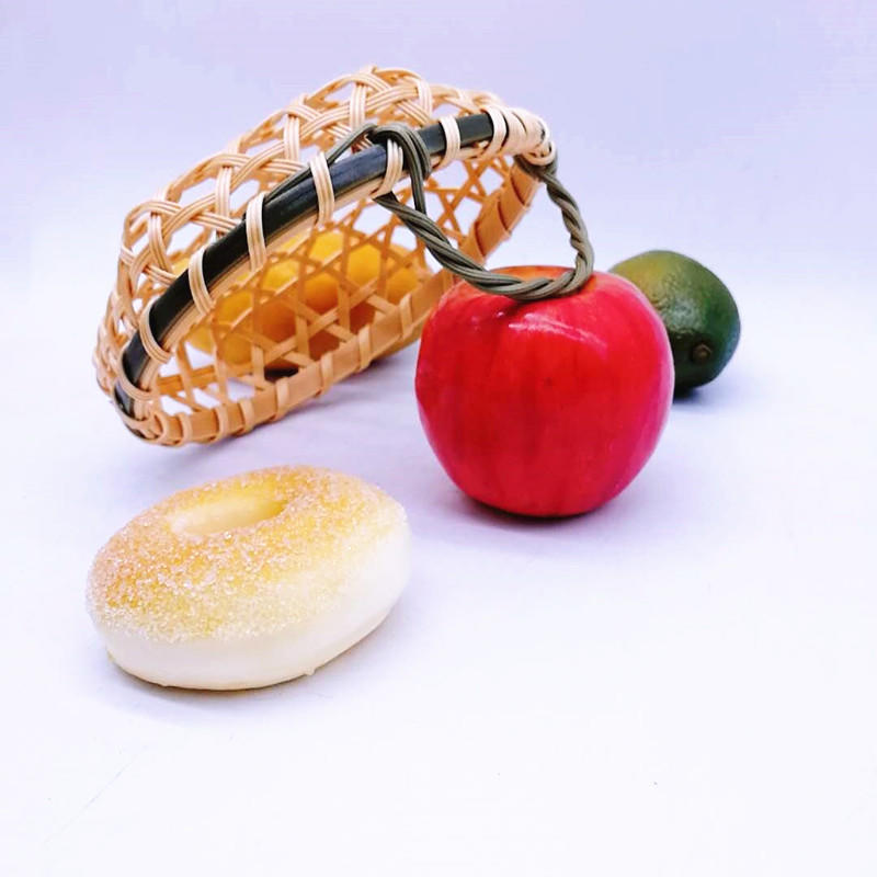 New style and microwave safety round bamboo weaving basket