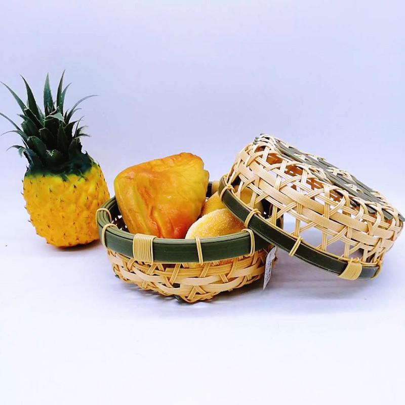 online white bamboo basket handcraft for sale-1