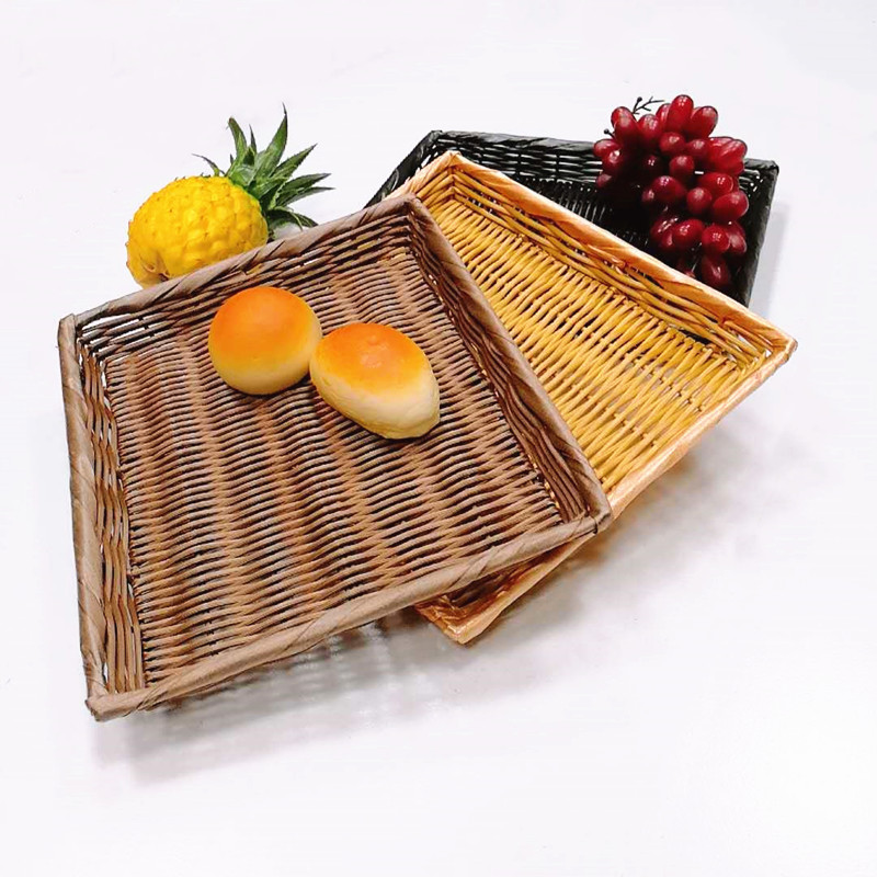 Carehome plastic bakery display baskets supplier for sale-2