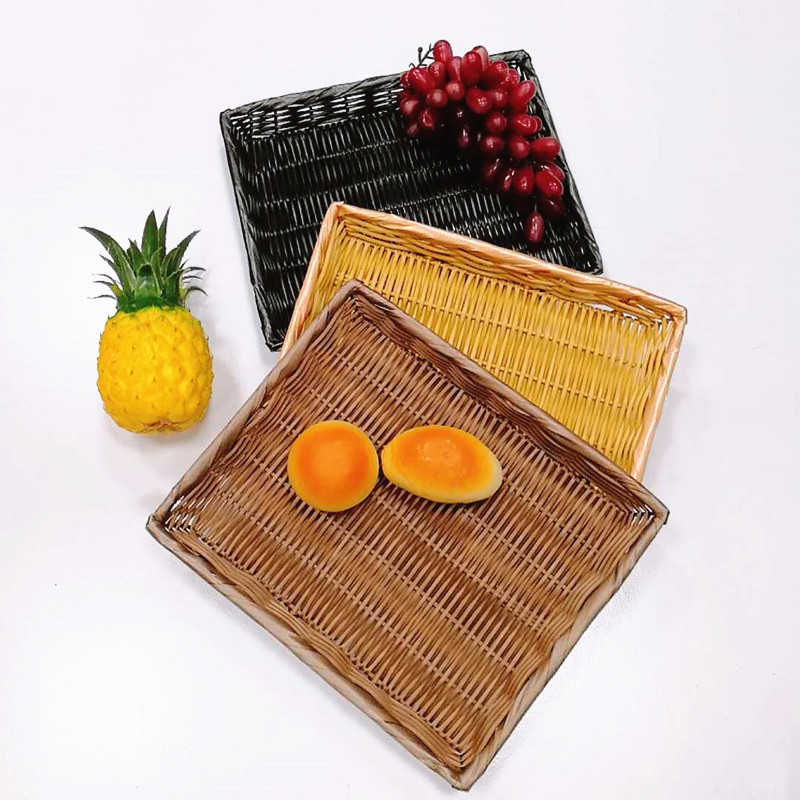 Carehome plastic bakery display baskets supplier for sale-1