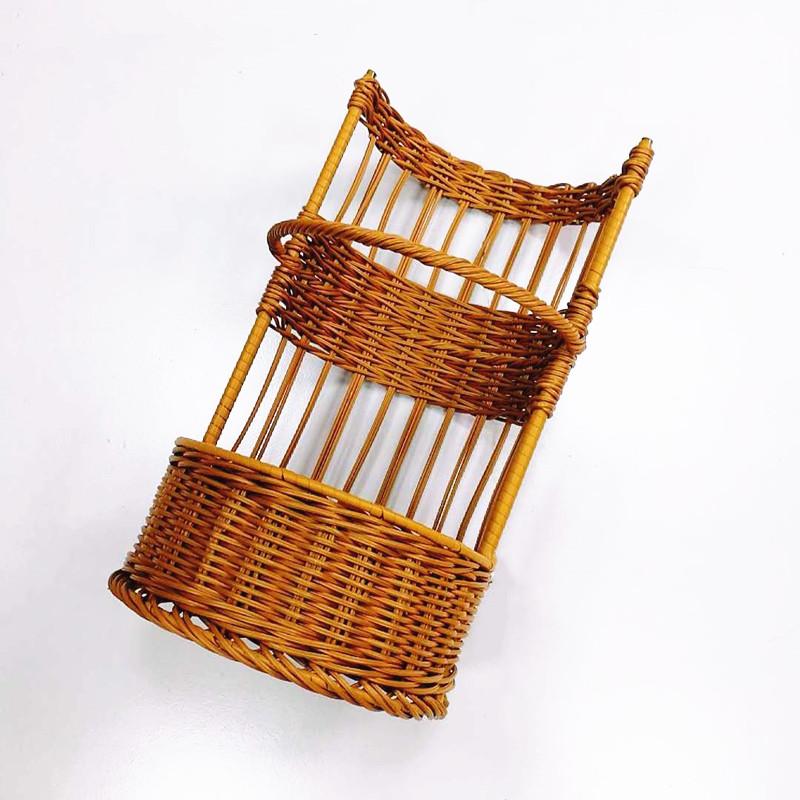 Carehome rattan rattan bread basket wholesale for market-2