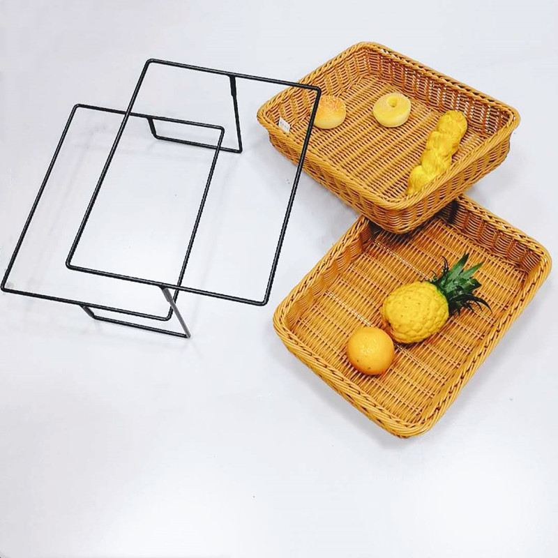 food safety shopping wicker basket big supplier for shop-1