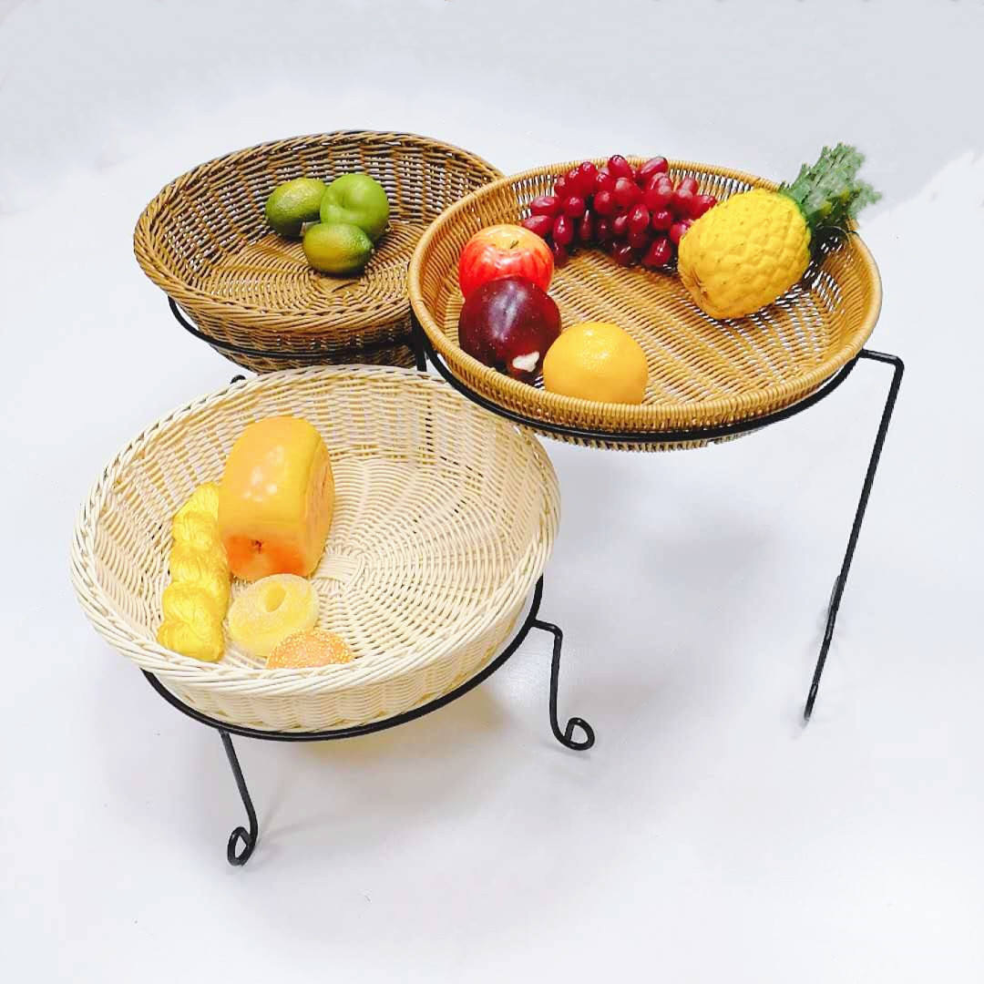 application-Wicker Basket- Rattan Basket- Poly Rattan Basket-Carehome-img