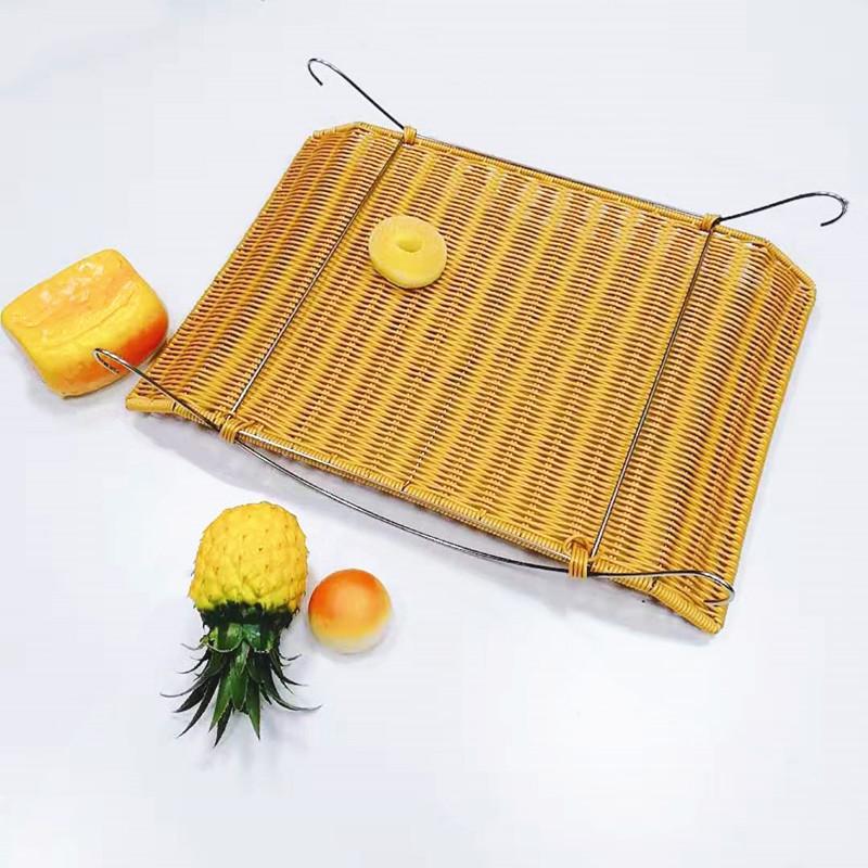 Carehome handcraft plastic bread basket manufacturer for supermarket-Carehome-img
