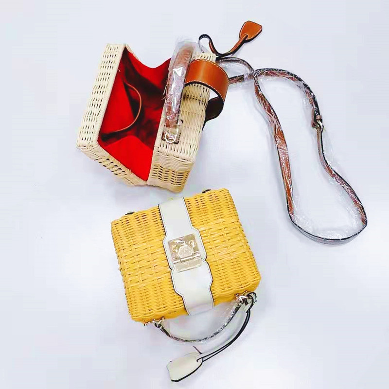 Carehome handwaving wicker gift baskets manufacturer for sale-2