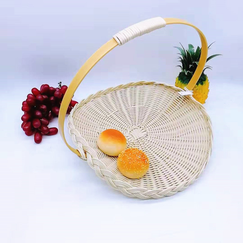 Carehome high quality craft gift basket supplier for supermarket-1