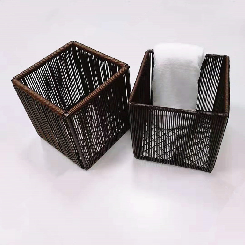 Carehome durable laundry basket manufacturer for market-Wicker Basket, Rattan Basket, Poly Rattan Ba