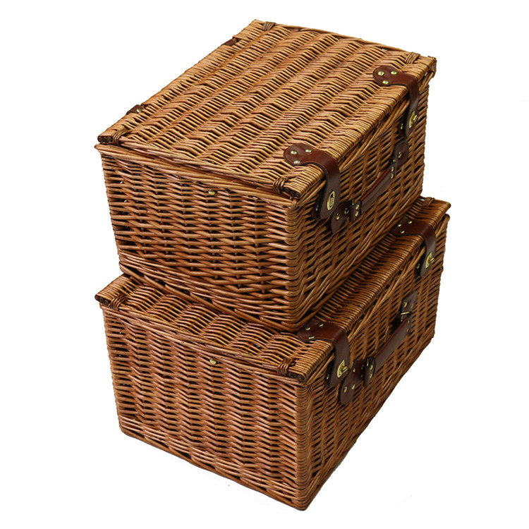 washable grey hamper basket using with high quality for shop-2