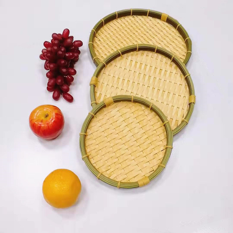 news-Carehome-graceful Bamboo Basket foodclass with high quality for supermarket-img