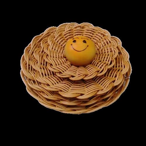Carehome ecofriendly wicker baskets kitchen manufacturer for market-Wicker Basket, Rattan Basket, Po