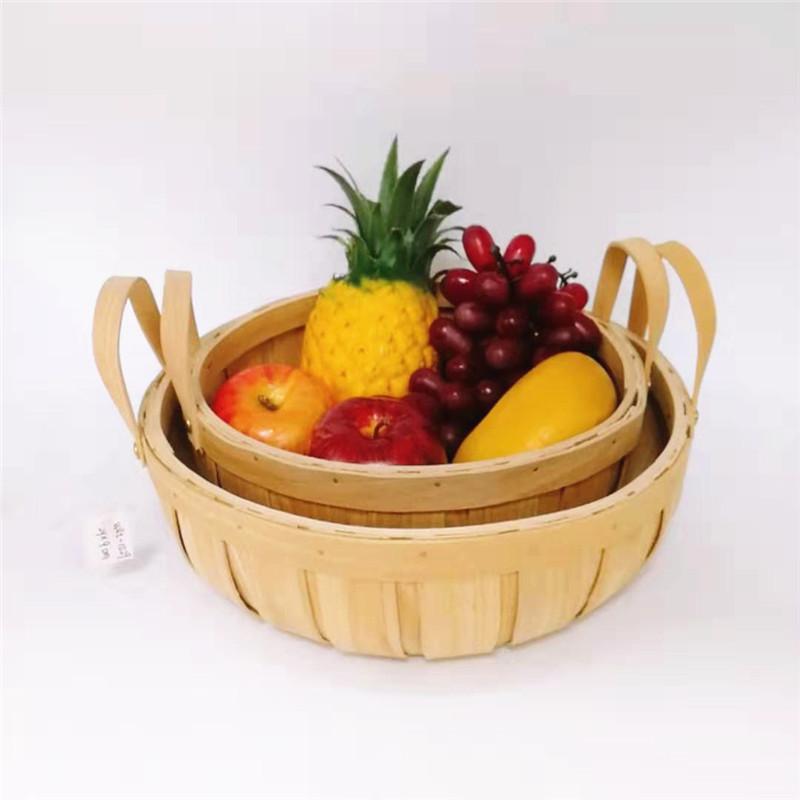 Carehome durable craft gift basket supplier for sale-Wicker Basket, Rattan Basket, Poly Rattan Baske