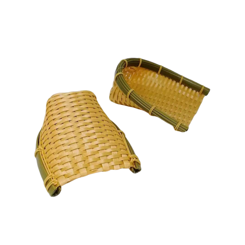 Carehome custom Bamboo Basket for sale-2