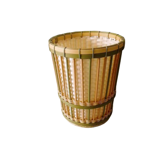 Carehome other white bamboo basket with high quality for market-Wicker Basket, Rattan Basket, Poly R