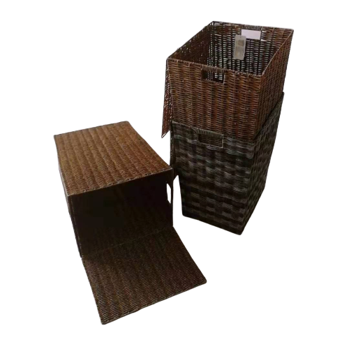 durable picnic basket wicker wholesale for sale-1
