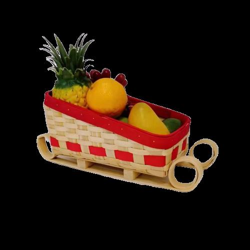plastic plastic bread basket 4040cm supplier for sale-2