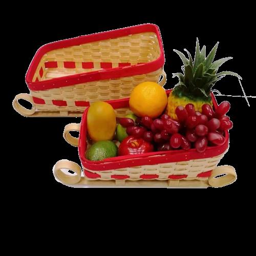 plastic plastic bread basket 4040cm supplier for sale-1