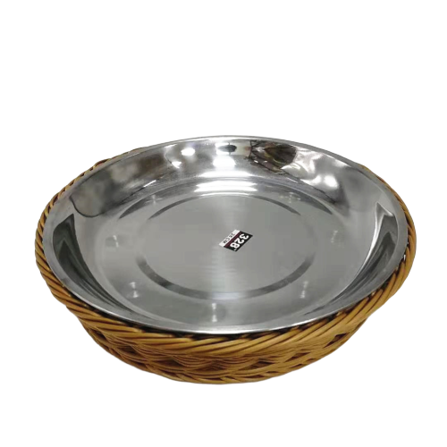 China basket supplier pp wicker basket food tray