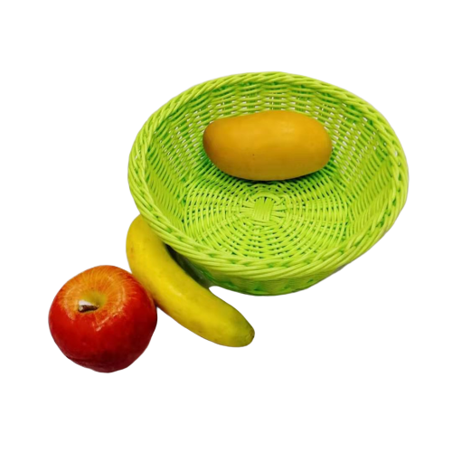 Carehome handle bread basket wholesale for market-Wicker Basket, Rattan Basket, Poly Rattan Basket,