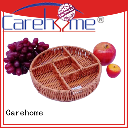 Carehome star wicker gift baskets manufacturer for market